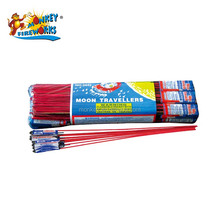 Whislting moon travellers wtih report fancy celebration Combined small Rocket for consumer Fireworks for sale[0445]