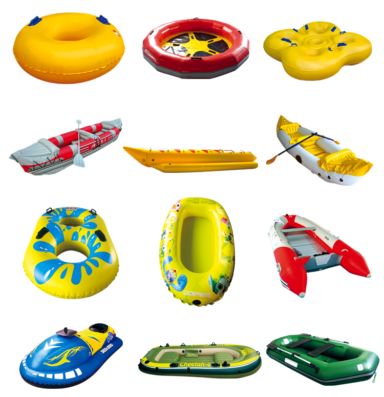 customized 2 person pvc inflatable fishing zodiac boat