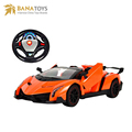 1:16 high simulation rc race car with steering wheel