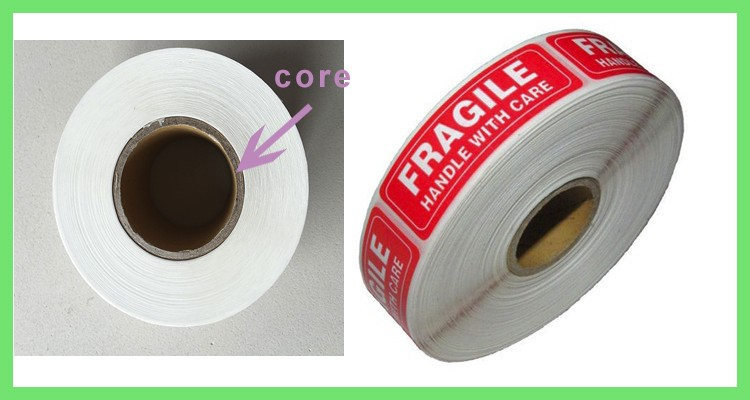 black Premium custom printing thermal transfer barcode wax /resin ribbon