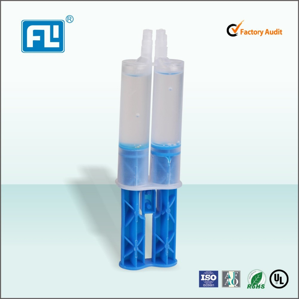 Injection two part chemical glue, epoxy resin adhesive