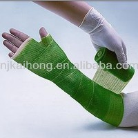 Orthopedic Fiberglass Casting Tapes