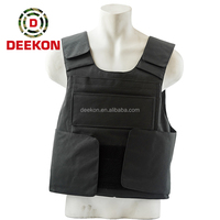China Manufacuturer Kevlar Bulletproof Vest Wholesale