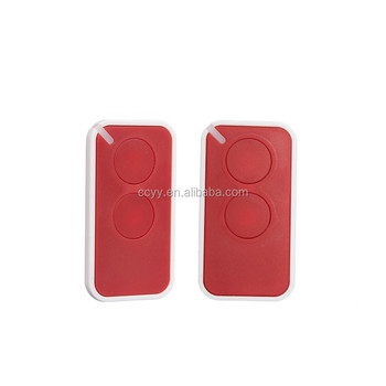 Universal remote control Colorful nice inti remote control duplicator/ clone 433mhz remote control for garage door