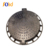 Locking Heavy Duty ductile iron standard manhole cover size