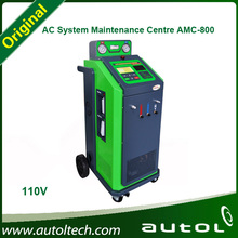 AMC-800 AC System Maintenance have the forward cleaning, reverse cleaning, pulse cleaning