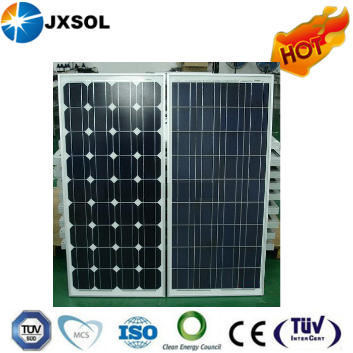 Top Point Polycrystalline Silicon 100W Solar Panel/Solar Module/Paneles Solares with CE SONCAP ISO TUV Certificates