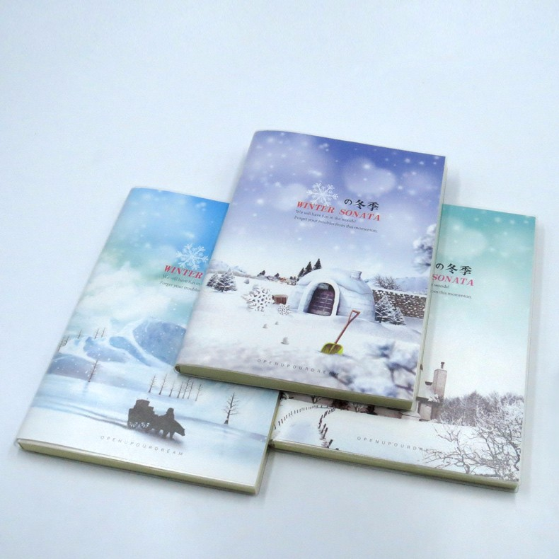 Promotional cheap soft cover good quality note book exercise book office book