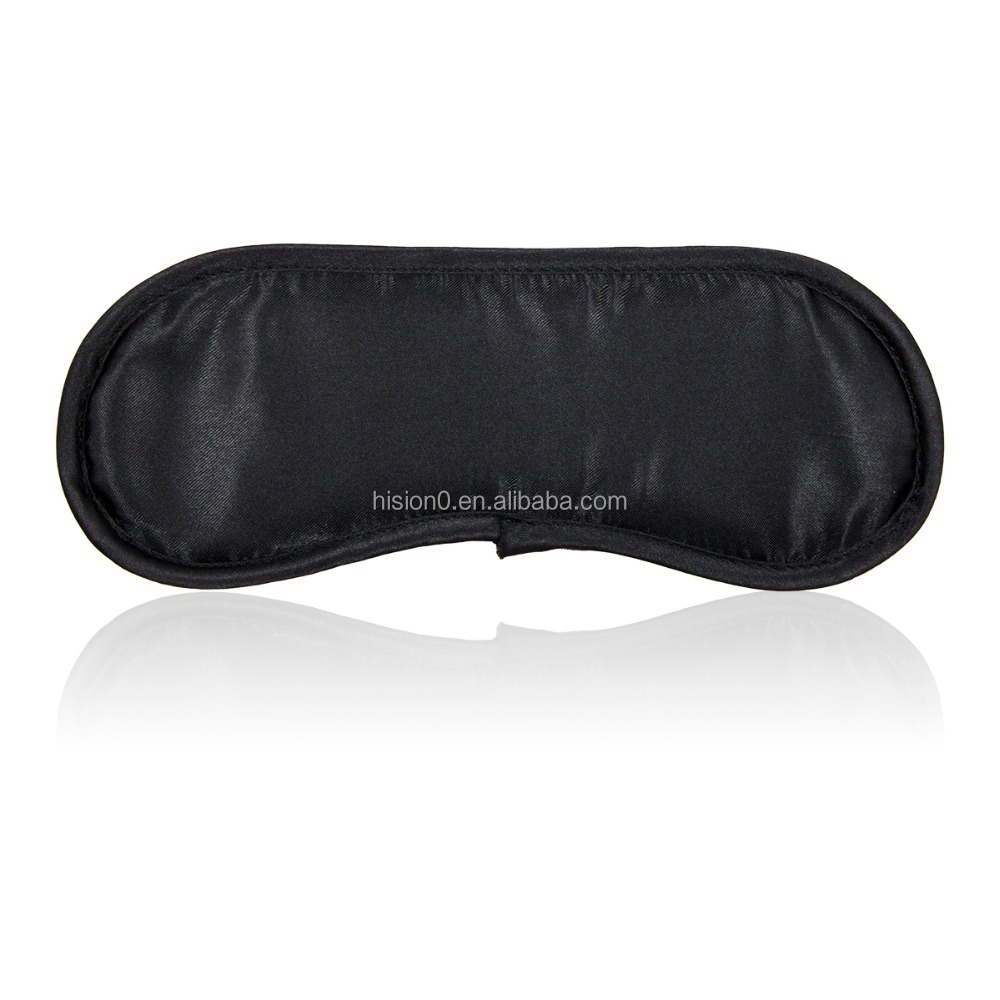 Cheap Satin Sleeping Eye Mask Restrain /High Quality Blindfold Bondage Sex Products For Sexy