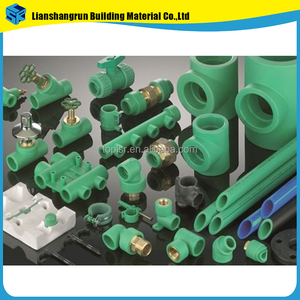 China manufacturer ppr tubing all types of PPR names pipe fittings