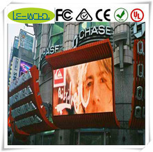 mesh led digital data full color p6 board pearl vision led display screen