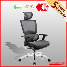Ergonomic Mesh Office Chair /Adjustable Armrest And Head
