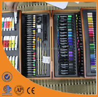 China supply office list/art painting sets/color pencil case set