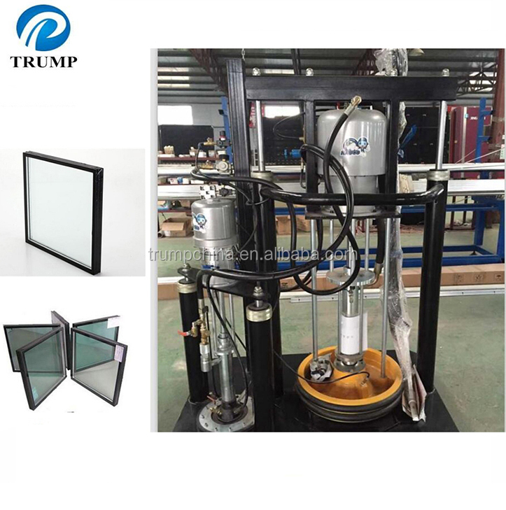 Two Components Spray Machine for Double Window Glass