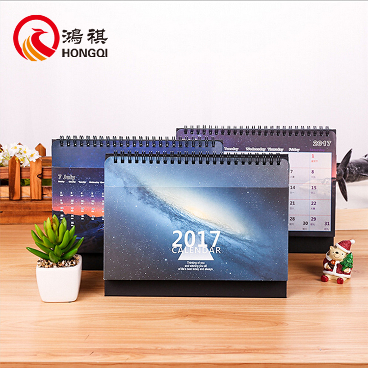 HQ23daily desk calendar display,desk calendar with paper,wooden handcrafts calendar christmas gitfs wooden calender