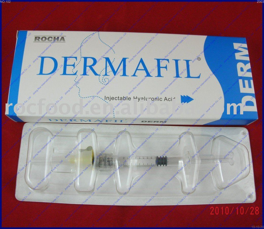 Hyaluronic acid gel derm deep