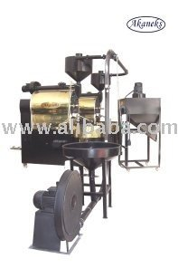 COFFEE ROASTING MACHINE LINES