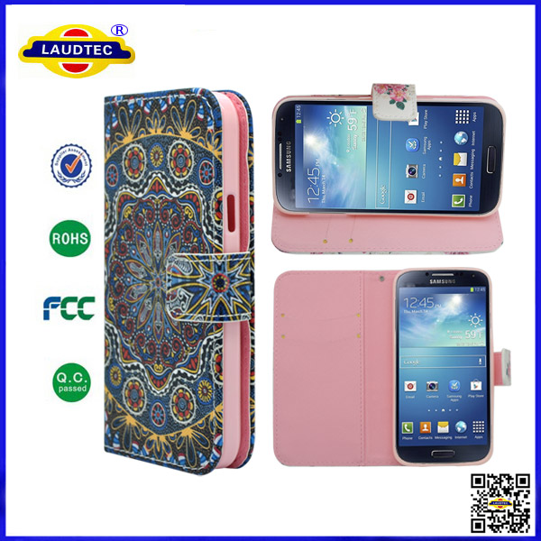 New Flip PU Leather TPU Holder Wallet Cover Case for Samsung Galaxy S5 mini