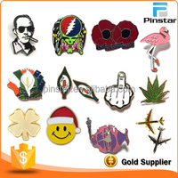 Promotional Enamel Lapel Pin Badge Manufactures