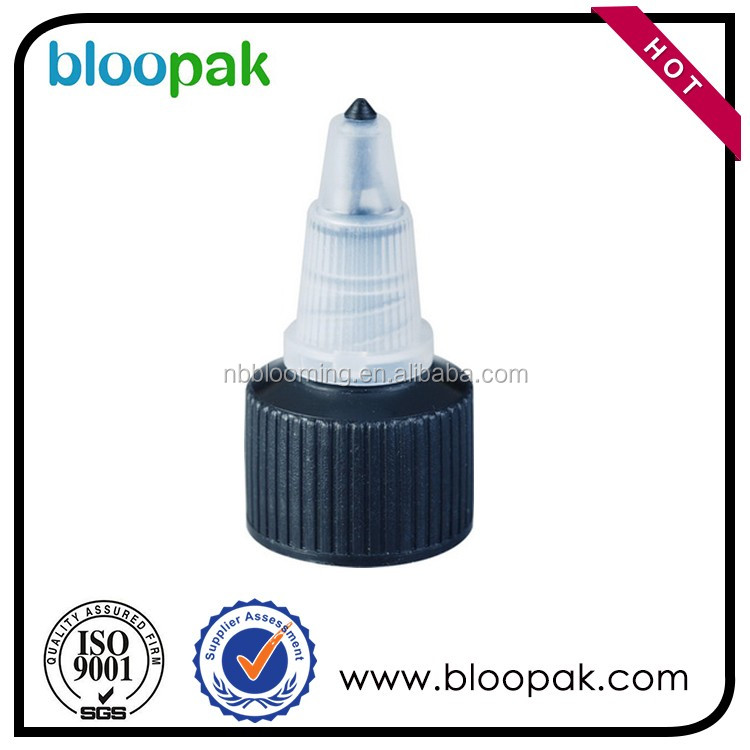 bottle pakcaging 24/410 24mm plastic twist top cap