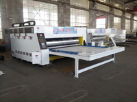4 color printing slotter machine
