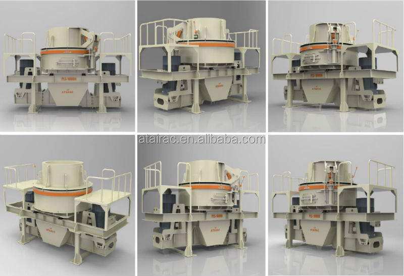 China hot sale VSI Sand Maker with Low Price