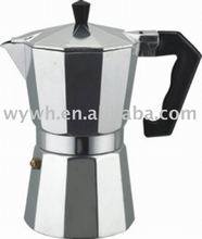 aluminum coffee maker/french press coffee maker/drip coffee maker