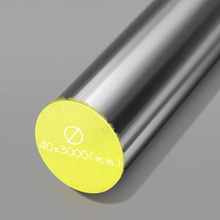 Q+T 4140 Alloy Structure Steel In Stock SAE 4140 Steel Round Bar
