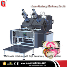 Automatic high speed paper dona/plate making/forming machine price
