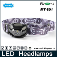 Brightest MT-801 5 Modes Led Headlights ; Comfortable Wearing Led Headlamp