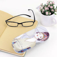 Kids Novelty Funny Glasses Case