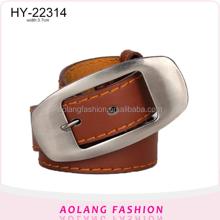 Wholesales new style Genuine/PU Leather Original Leather Men waist belt