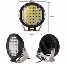 ARB 185w high power black led work light 5w chip led led driving light led work light for car UX-WL3CR-Y185W