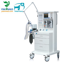 YSAV605V pet clinic 8 inch LCD veterinary anesthesia equipment