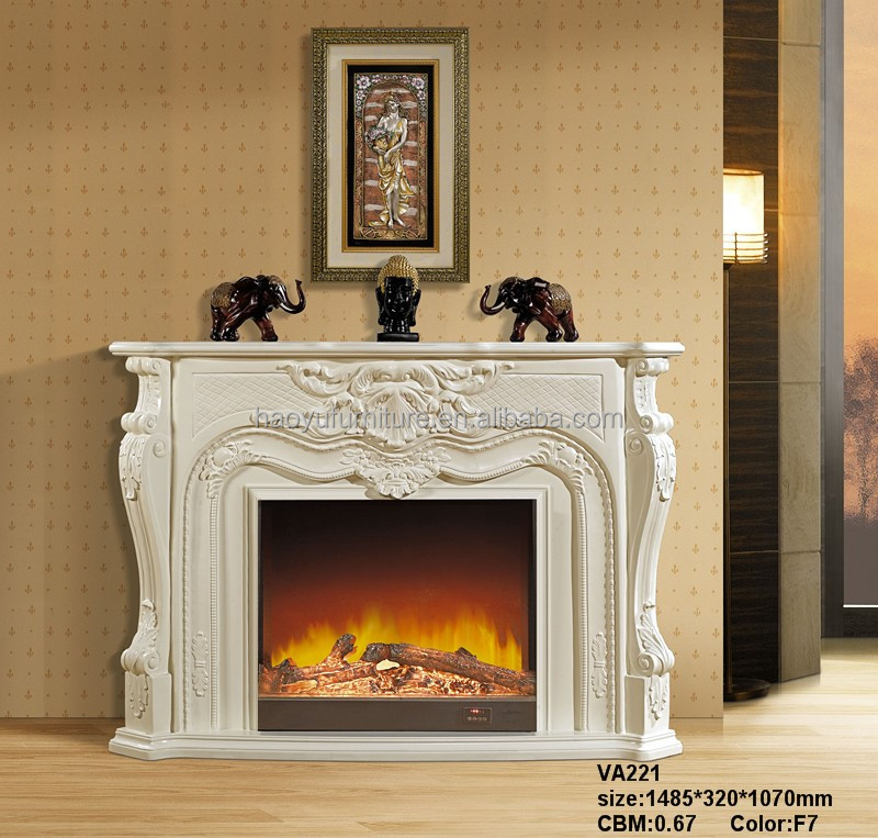 electric fireplace no heat HY-507-5#