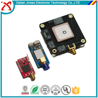 Gsm gps pcb pcba printed circuit board assembly