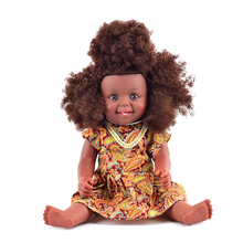 New design wholesale custom plastic vinyl fashion18inch American baby doll for kids