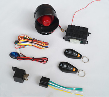 New Price Auto Keyless Entry System Car Alarm System
