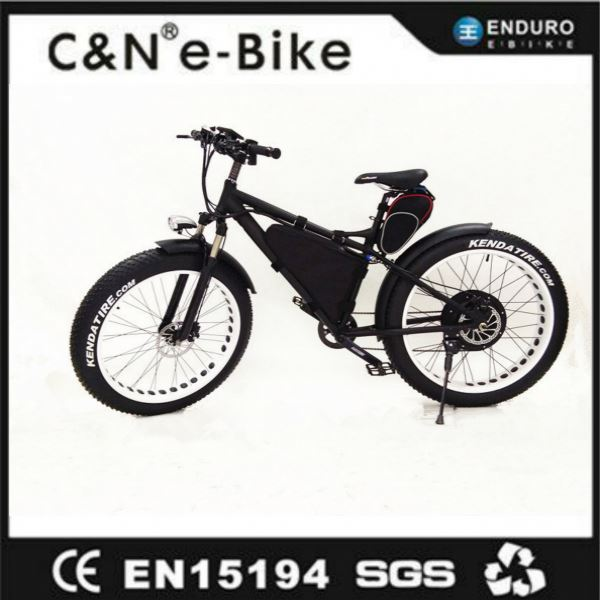 "TOP/OEM E-cycle the newest snow ebike/ fat ebike 26""*4.0 tyre for sale"