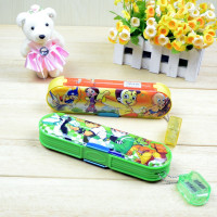 Back to school stationery fashion sublimation pencil case for girl
