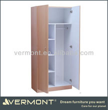 small wardrobe design with sliding mirror doors