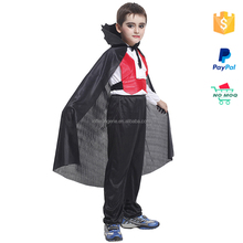 2015 Dropshipping Vampire Cosplay Children Carnival Costumes