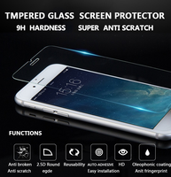 Factory Price High Quality For Iphone 6 6s Screen Protector Film,Tempered Glass Screen Protector For Iphon 6s Plus Samsung S7.