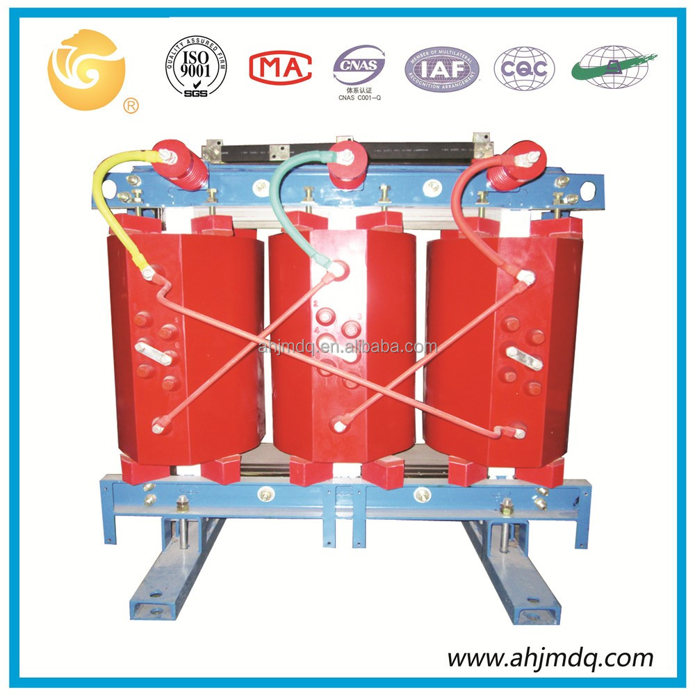 500kva dry type power supply transformer with price