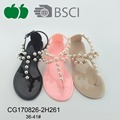 Hot selling high quality lady new sandals