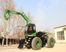 Hot sale sugar cane grab loader