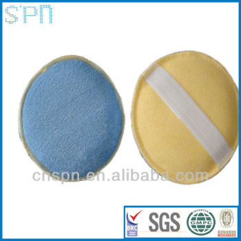 microfiber car cleaning pad