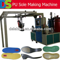 Multicolor PU Shoes Making Machine Price