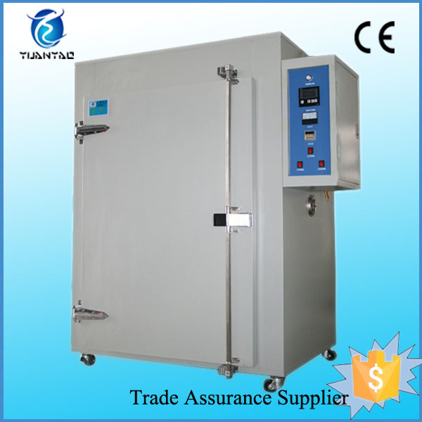 Stainless steel 300 C electric high temperature drying hot air circulating oven