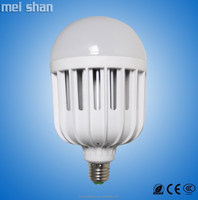 26w E27 base lamp Aluminum and Plastic body lamp night light LED bulb